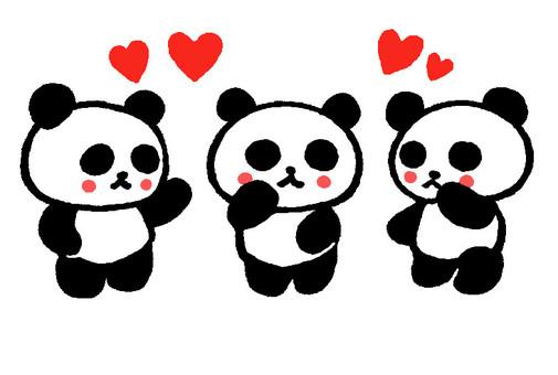 會說話的熊貓1