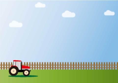 農場 背景