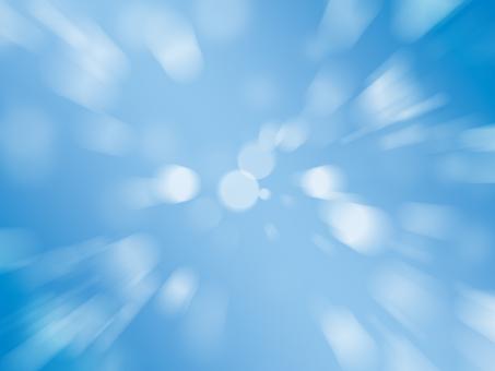 Texture Warp Blue