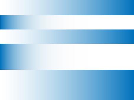 Blue Gradation Line
