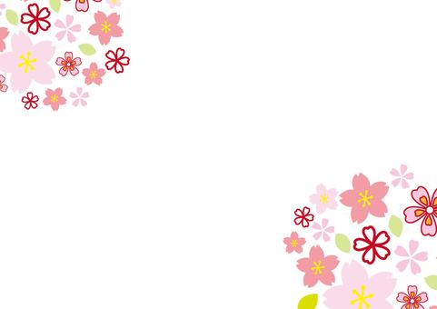 Spring frame 004