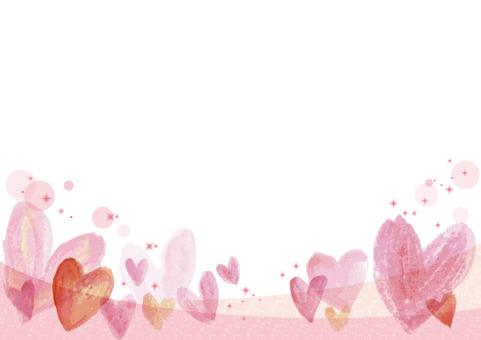 Handwritten Kyureyo - Heart 3