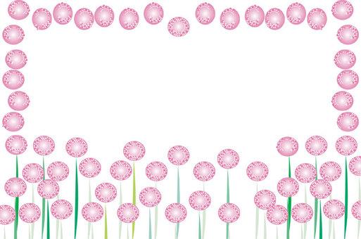 꽃, 메시지 카드,