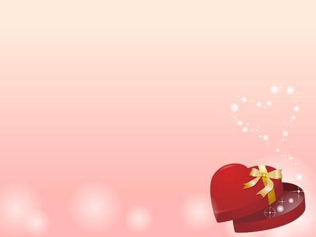 Heart decorative frame 18