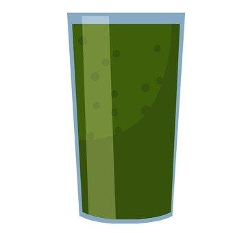 綠色冰沙1
