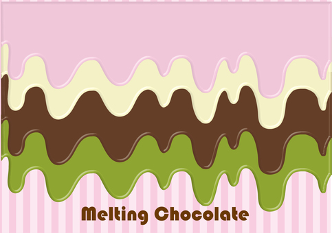 4 colors simmered chocolate