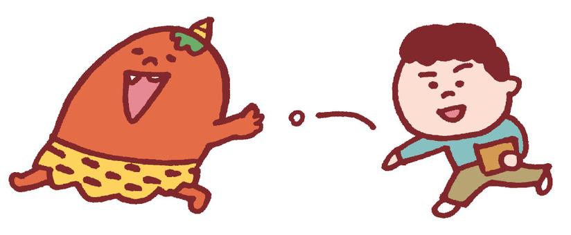Bean maki