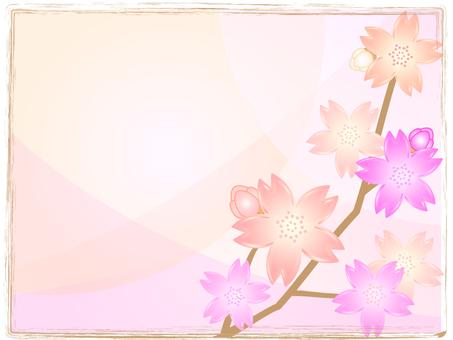 樱桃树框架03