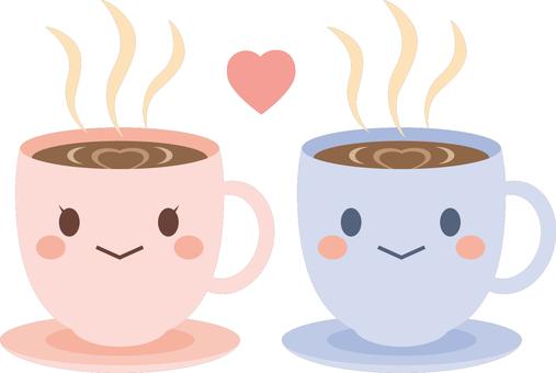 커피 컵 3