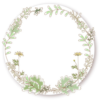 Flower wreath_34