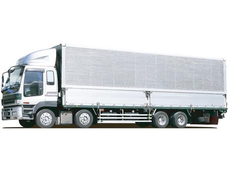 Large truck B