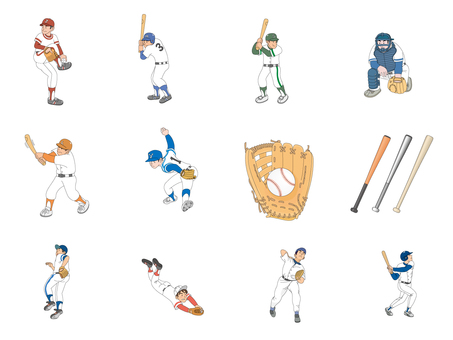 Baseball set 1