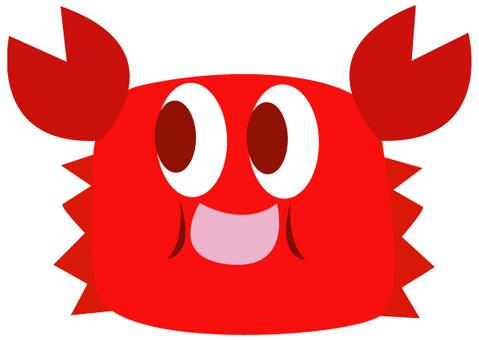 Crab san ♪