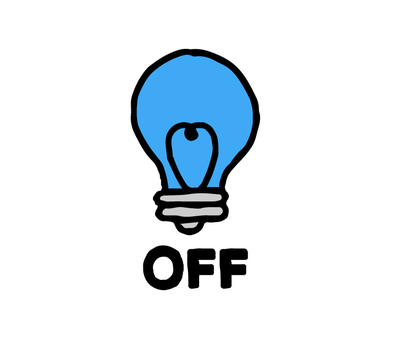 Electricity OFF (simple)