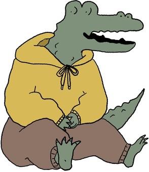 Parker Crocodile