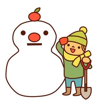 Mbangun Snowman