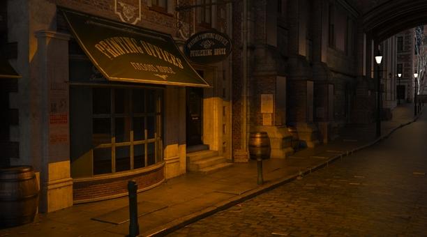 ロンドン・ナイト・ストリート