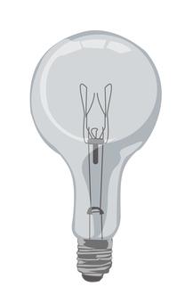 Light bulb - off