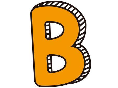 B Orange
