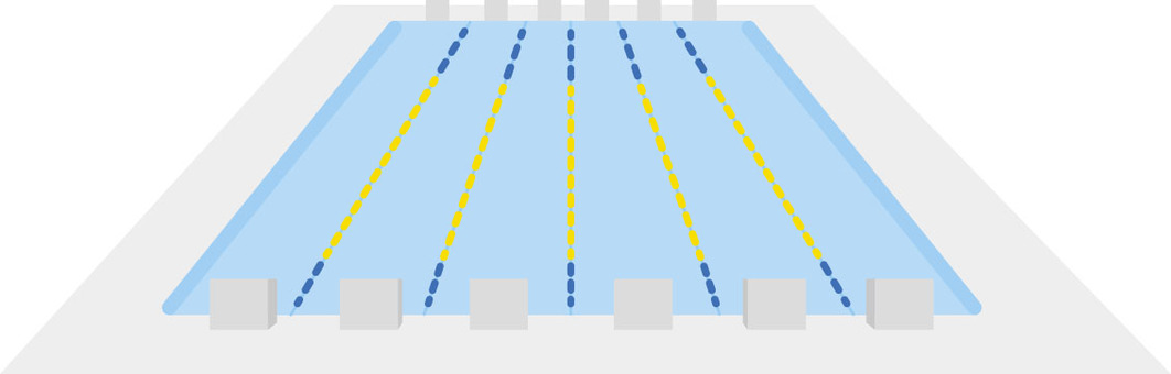 Swimming pool, school, swimming
