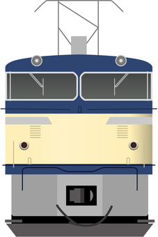 EF 65 type electric locomotive (0 series)