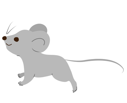 Sideways mouse
