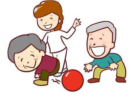 chacha nursing care 19 ball balloon