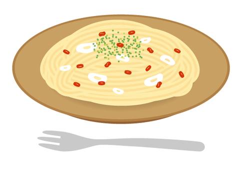 Pasta peperoncino