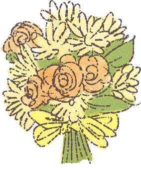 水彩●花束