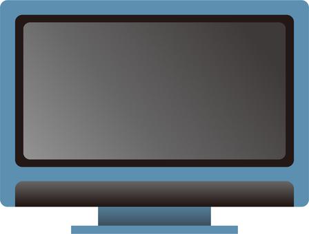 TV (light blue)