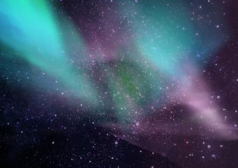 Aurora wallpaper ①