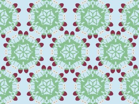 Strawberry wallpaper 1