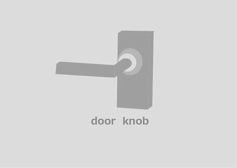 door knob