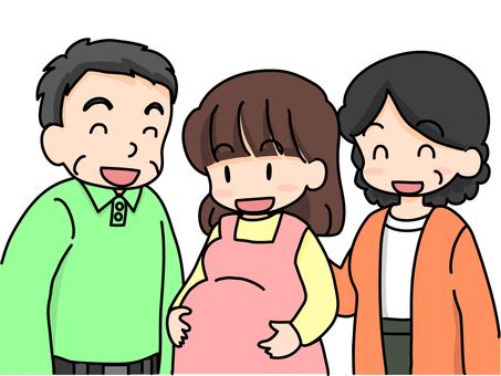 Homecoming childbirth