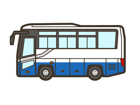 Sightseeing bus_Highway bus 3