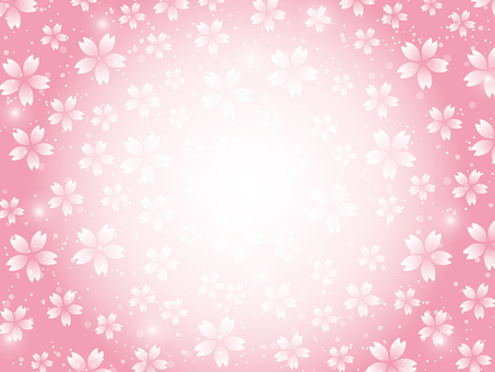Cherry background material
