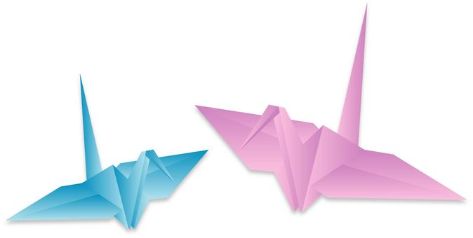 Folding crane / type F / uta
