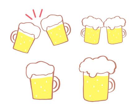 Liquor · beer 1