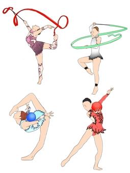 Gymnastics (color)