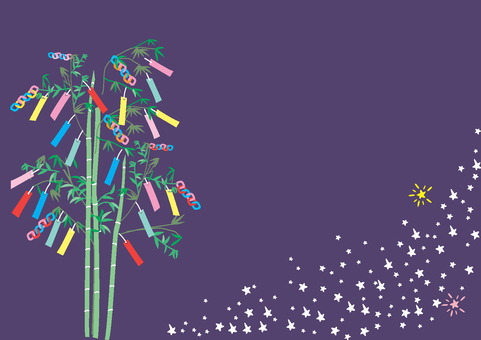 Tanabata Decoration 01