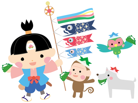 Momotaro's of Children's Day