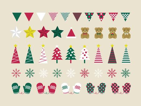 크리스마스 아이콘 2
