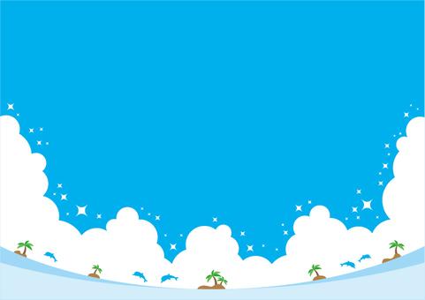 Background _08_ sea
