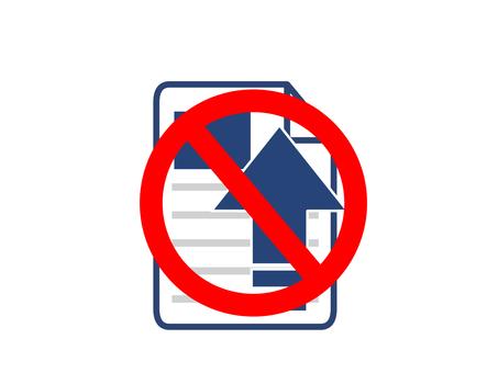 File upload prohibited
