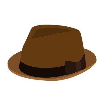 Half-folded hat 01