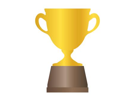 Trophy gold 1