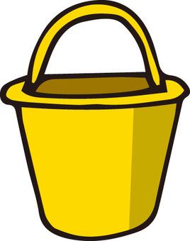 Bucket (Yellow)