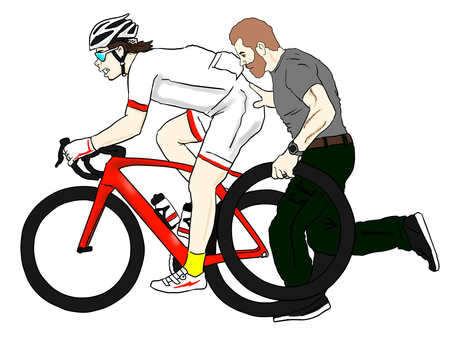 Bicycle race 2