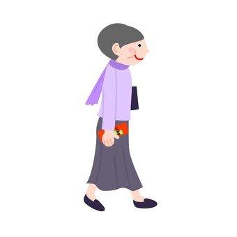 Grandma · Shopping 3