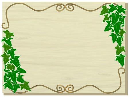 Ivy and Vine Frame 01